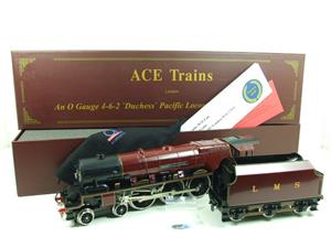 "Ace O Gauge E12D1 LMS Duchess Pacific ""Duchess of Atholl"" R/N 6231 Electric 2/3 Rail Bxd image 3"