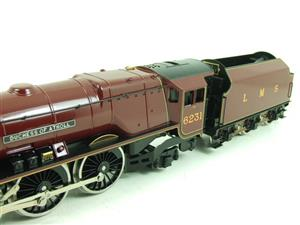 "Ace O Gauge E12D1 LMS Duchess Pacific ""Duchess of Atholl"" R/N 6231 Electric 2/3 Rail Bxd image 5"