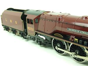 "Ace O Gauge E12D1 LMS Duchess Pacific ""Duchess of Atholl"" R/N 6231 Electric 2/3 Rail Bxd image 6"