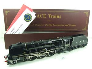 "Ace Trains O Gauge E12P LMS Duchess Pacific ""Sir William A Stanier FRS"" R/N 6256 Electric 2/3 Rail image 1"