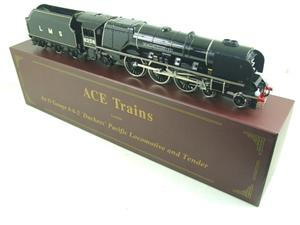 "Ace Trains O Gauge E12P LMS Duchess Pacific ""Sir William A Stanier FRS"" R/N 6256 Electric 2/3 Rail image 2"