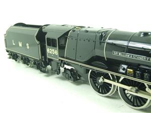 "Ace Trains O Gauge E12P LMS Duchess Pacific ""Sir William A Stanier FRS"" R/N 6256 Electric 2/3 Rail image 6"