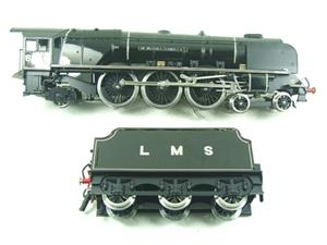 "Ace Trains O Gauge E12P LMS Duchess Pacific ""Sir William A Stanier FRS"" R/N 6256 Electric 2/3 Rail image 9"