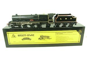 "Bassett Lowke O Gauge LMS Princess Class Pacific ""Lady Patricia"" R/N 6201 Electric 2/3 Rail Bxd image 1"
