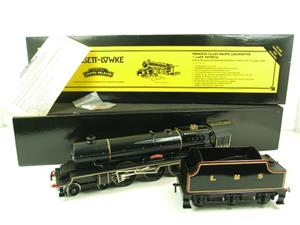 "Bassett Lowke O Gauge LMS Princess Class Pacific ""Lady Patricia"" R/N 6201 Electric 2/3 Rail Bxd image 3"