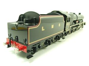 "Bassett Lowke O Gauge LMS Princess Class Pacific ""Lady Patricia"" R/N 6201 Electric 2/3 Rail Bxd image 9"