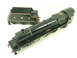 "Bassett Lowke O Gauge LMS Princess Class Pacific ""Lady Patricia"" R/N 6201 Electric 2/3 Rail Bxd image 10"