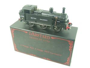 Darstaed O Gauge BR Unlined Black Class 3F Jinty Tank Loco R/N 47493 Bxd Electric 3 Rail image 2