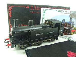 Darstaed O Gauge BR Unlined Black Class 3F Jinty Tank Loco R/N 47493 Bxd Electric 3 Rail image 3