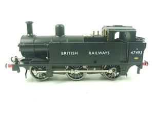 Darstaed O Gauge BR Unlined Black Class 3F Jinty Tank Loco R/N 47493 Bxd Electric 3 Rail image 5