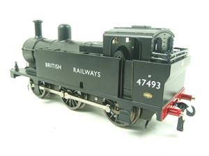 Darstaed O Gauge BR Unlined Black Class 3F Jinty Tank Loco R/N 47493 Bxd Electric 3 Rail image 10