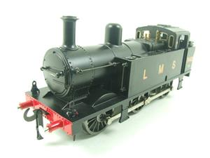 Darstaed O Gauge LMS Unlined Black Post War Class 3F Jinty Tank Loco R/N 7442 Bxd Electric 3 Rail image 7