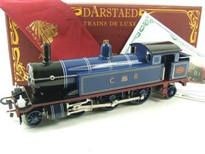 "Darstaed O Gauge CR ""Caledonian Railway"" Blue 2-6-2 Tank Loco R/N 950 Electric 3 Rail Boxed image 3"