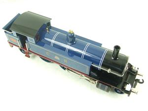 "Darstaed O Gauge CR ""Caledonian Railway"" Blue 2-6-2 Tank Loco R/N 950 Electric 3 Rail Boxed image 4"