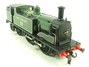 Ace Trains O Gauge E24B Southern Maunsell Green M7 Tank Loco 0-4-4 R/N 52 Electric 2/3 Rail Boxed image 8