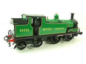 Ace Trains O Gauge E24E M7 Class British Railways Malachite Green Tank Loco R/N 30328 Elec 2/3 Rail image 6