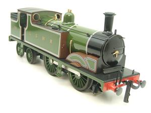 Ace Trains O Gauge E24A M7 Class LSWR Green Tank Loco 0-4-4 R/N 108 Electric 2/3 Rail Boxed image 2