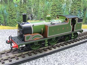 Ace Trains O Gauge E24A M7 Class LSWR Green Tank Loco 0-4-4 R/N 108 Electric 2/3 Rail Boxed image 3