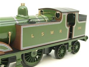 Ace Trains O Gauge E24A M7 Class LSWR Green Tank Loco 0-4-4 R/N 108 Electric 2/3 Rail Boxed image 7