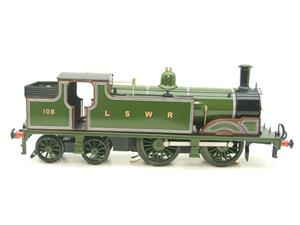 Ace Trains O Gauge E24A M7 Class LSWR Green Tank Loco 0-4-4 R/N 108 Electric 2/3 Rail Boxed image 8