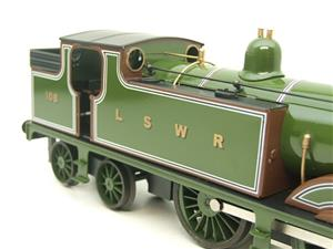 Ace Trains O Gauge E24A M7 Class LSWR Green Tank Loco 0-4-4 R/N 108 Electric 2/3 Rail Boxed image 9