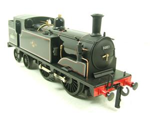 Ace Trains O Gauge E24H Post 56 BR Gloss Black M7 Tank Loco R/N 30021 Electric 2/3 Rail Bxd image 4