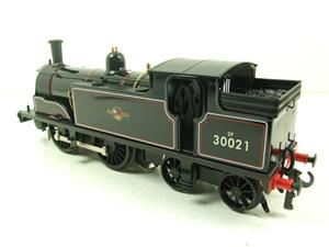 Ace Trains O Gauge E24H Post 56 BR Gloss Black M7 Tank Loco R/N 30021 Electric 2/3 Rail Bxd image 5