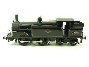 Ace Trains O Gauge E24H Post 56 BR Gloss Black M7 Tank Loco R/N 30021 Electric 2/3 Rail Bxd image 8