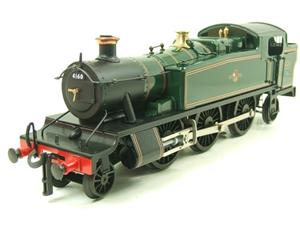 Ace Trains O Gauge E29G BR Gloss Green 2-6-2 Prairie Tank Loco R/N 4160 Electric 2/3 Rail Bxd image 4