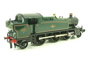 Ace Trains O Gauge E29G BR Gloss Green 2-6-2 Prairie Tank Loco R/N 4160 Electric 2/3 Rail Bxd image 6