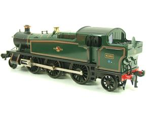 Ace Trains O Gauge E29G BR Gloss Green 2-6-2 Prairie Tank Loco R/N 4160 Electric 2/3 Rail Bxd image 9