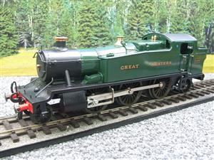 "Ace Trains O Gauge E29A GW ""Great Western"" Green 2-6-2 Prairie Tank Loco R/N 5164 Electric 2/3 Rail image 3"