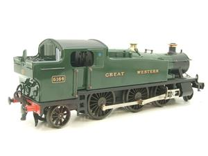 "Ace Trains O Gauge E29A GW ""Great Western"" Green 2-6-2 Prairie Tank Loco R/N 5164 Electric 2/3 Rail image 4"