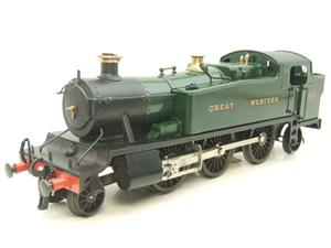 "Ace Trains O Gauge E29A GW ""Great Western"" Green 2-6-2 Prairie Tank Loco R/N 5164 Electric 2/3 Rail image 5"
