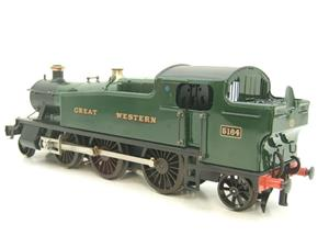 "Ace Trains O Gauge E29A GW ""Great Western"" Green 2-6-2 Prairie Tank Loco R/N 5164 Electric 2/3 Rail image 6"