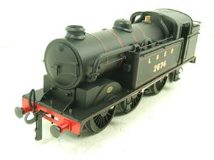Ace Trains O Gauge E11 LNER Satin Black N2 Class 0-6-2 Tank Loco R/N 2674 Electric 2/3 Rail Boxed image 4