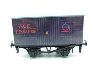 "Ace Trains O Gauge Private Owned ""Ace Trains"" Goods Van Tinplate image 4"