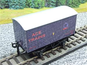 "Ace Trains O Gauge Private Owned ""Ace Trains"" Goods Van Tinplate image 5"