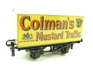 "Ace Trains O Gauge G2 Private Owner Tinplate ""Colmans Mustard Traffic Van"" image 2"