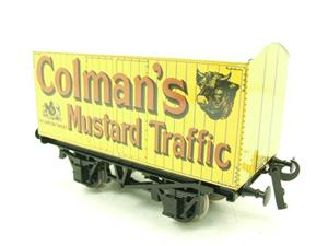 "Ace Trains O Gauge G2 Private Owner Tinplate ""Colmans Mustard Traffic Van"" image 3"