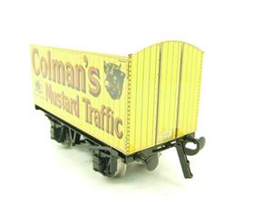 "Ace Trains O Gauge G2 Private Owner Tinplate ""Colmans Mustard Traffic Van"" image 4"