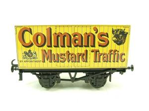 "Ace Trains O Gauge G2 Private Owner Tinplate ""Colmans Mustard Traffic Van"" image 5"
