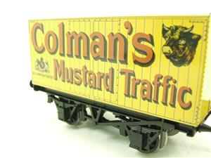 "Ace Trains O Gauge G2 Private Owner Tinplate ""Colmans Mustard Traffic Van"" image 6"