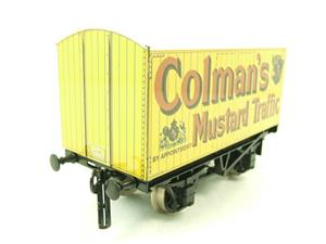 "Ace Trains O Gauge G2 Private Owner Tinplate ""Colmans Mustard Traffic Van"" image 7"