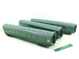 Ace Trains O Gauge C13 BR MK1 SR Southern Green Coaches x3 Set A Boxed 2/3 Rail image 3