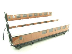Darstaed O Gauge LNER Thompson Corridor Coaches x3 Set 2/3 Rail Boxed Set A image 3