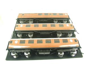 Darstaed O Gauge LNER Thompson Corridor Coaches x3 Set 2/3 Rail Boxed Set A image 8