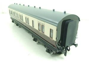 Darstaed O Gauge GWR Corridor Coaches x3 Set 2/3 Rail Bxd Set A image 4