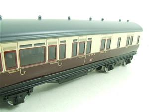 Darstaed O Gauge GWR Corridor Coaches x3 Set 2/3 Rail Bxd Set A image 5