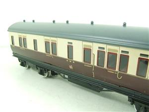 Darstaed O Gauge GWR Corridor Coaches x3 Set 2/3 Rail Bxd Set A image 7